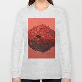 Living The Living Coral Long Sleeve T-shirt