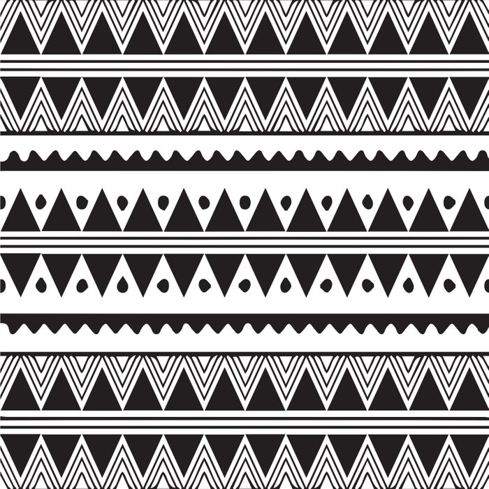 African Tribal Pattern No. 2 Comforters