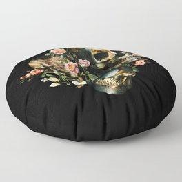 Skull  & Venus Floor Pillow