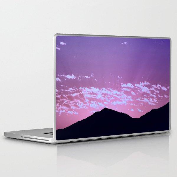 SW Mountain Sunrise - I Laptop & iPad Skin
