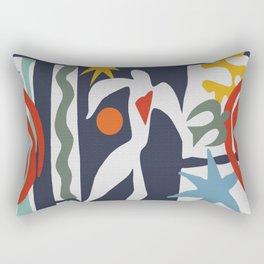 Inspired to Matisse Rectangular Pillow