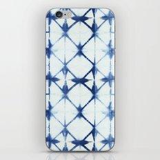 Shibori Thirteen iPhone & iPod Skin