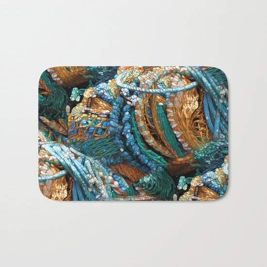 for I Will Catch You! Bath Mat
