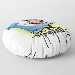 Buen Camino Floor Pillow