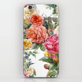 Rose Romance iPhone Skin