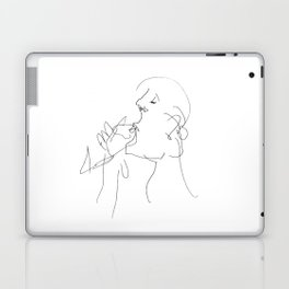 A glass of water Laptop & iPad Skin