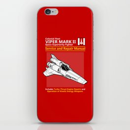 Viper Mark II Service and Repair Manual iPhone Skin