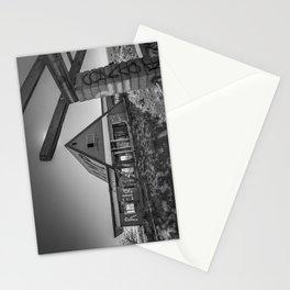 Desolate Diner Stationery Cards