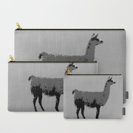 Stoic Llama Carry-All Pouch