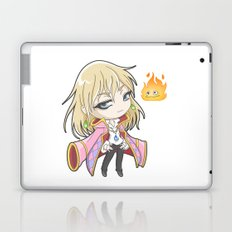 Chibi Howl Laptop & iPad Skin