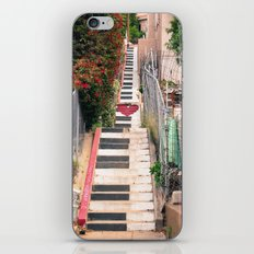 Piano <3 Staircase iPhone & iPod Skin