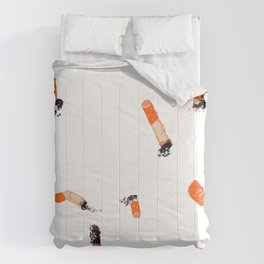 I will kill you Comforters
