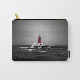 Lighthouse Glow Carry-All Pouch