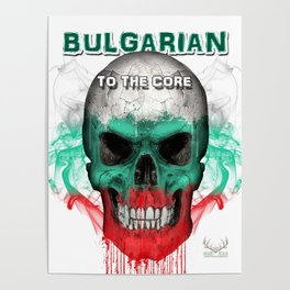 To The Core Collection: Bulgaria Poster