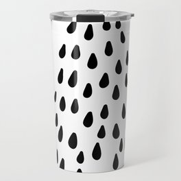 Shower in bathroom Travel Mug