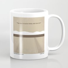 No189 My Thelma and Louise minimal movie poster Mug