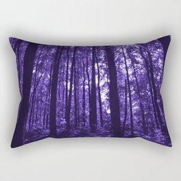 Shenandoah Ultra-Violet Rectangular Pillow