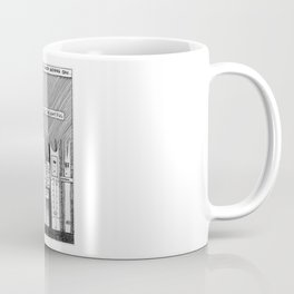 If You Don't Know What's Going / 1990: The Booth Philosopher Series Coffee Mug