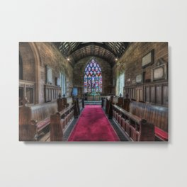 Beauty Of The Soul Metal Print