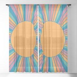 Sunshine State Sheer Curtain