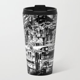 Out of Commission Metal Travel Mug