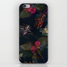 Fall in Love #buyart #floral iPhone Skin