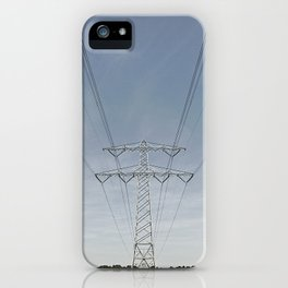 Electric Summer iPhone Case