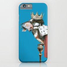 Kingfisher (Blue Option) Slim Case iPhone 6