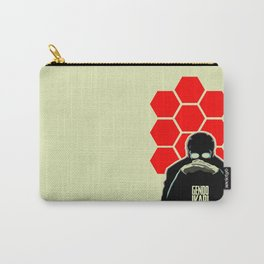 Gendo Ikari from Evangelion. Super Dad. Carry-All Pouch