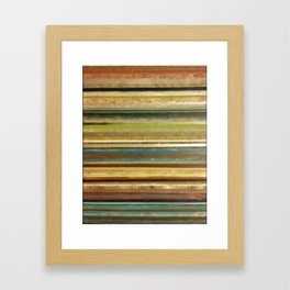 """Processing Bombshells"" Framed Art Print"