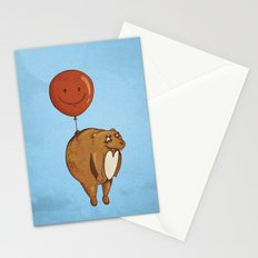 Float On, Bear, Float On Stationery Cards