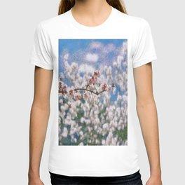 Blooming Almond Tree T-shirt