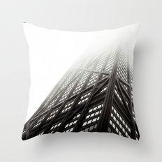 Chicago Hancock Tower Throw Pillow