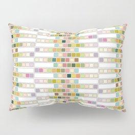 Urine Dipstick Art Pillow Sham