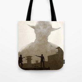 The Walking Dead (II) Tote Bag