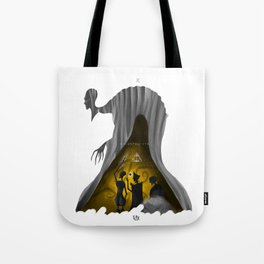 Deathly Hallows Tote Bag