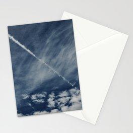 Sapphire Sky Stationery Cards