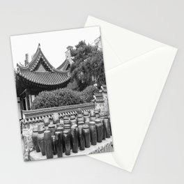 Hanok & Kimchi Pots_Korea Stationery Cards