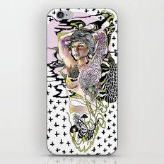 Sweetly Lavender iPhone Skin