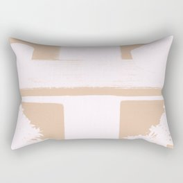 Nude Bonsai Rectangular Pillow