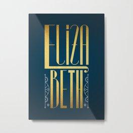 Elizabeth Metal Print