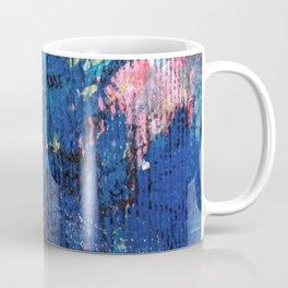 wood flower Coffee Mug