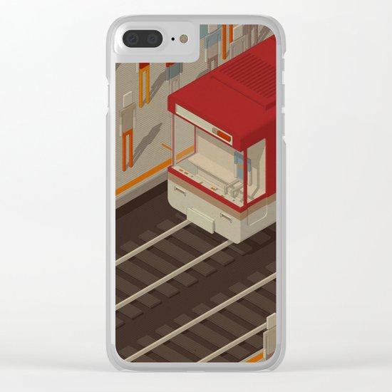 Habitat 24 Clear iPhone Case