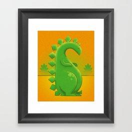 Steg Framed Art Print