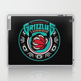 VancouverGrizzlies Logo Laptop & iPad Skin
