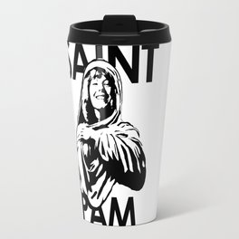 Saint Pam Miss Pamela Des Barres Groupie Travel Mug