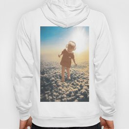 first steps on clouds Hoody