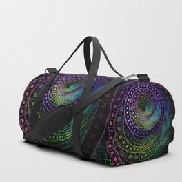The Fractal Technicolor Rainbow of Oz the Great and Powerful Duffle Bag