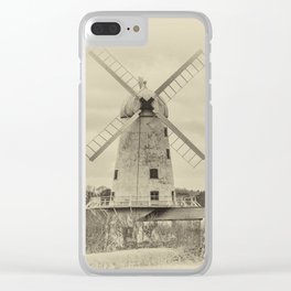 Llancayo Mill Antique Clear iPhone Case