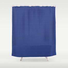 Resolution Blue Shower Curtain